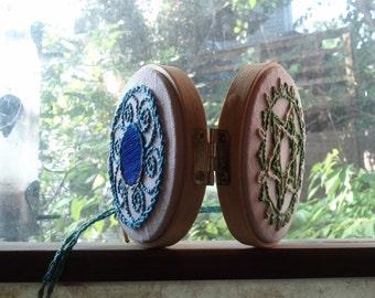 Pocket Shrine - Custom - Made to Order - Travel Altar