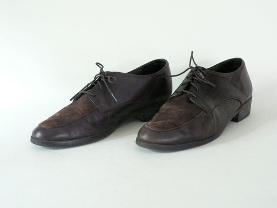 Find brown leather shoes from a vast selection of Flats and Oxfords for Women. Get great deals on eBay!
