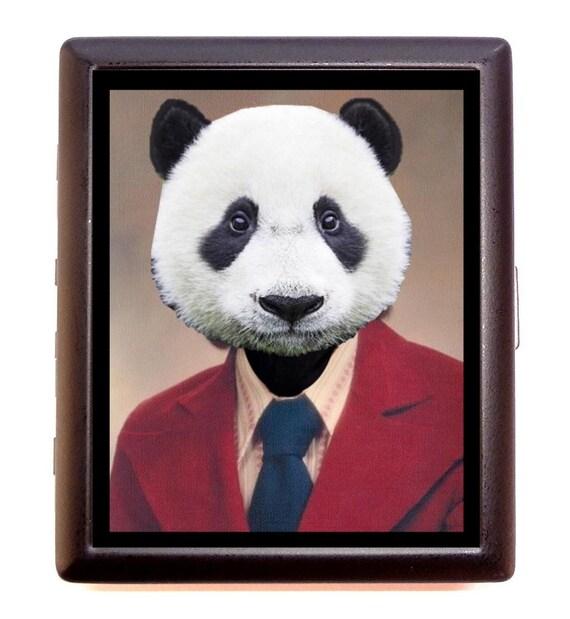 panda credit card holder