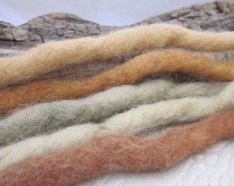 Superthick Lopi Herb Dyed Craft Pack in Golden Brown