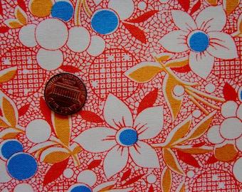 Cute cotton fabric - Nellie's Garden