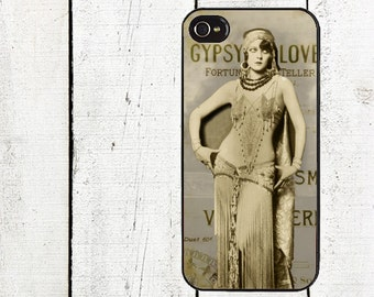 iphone 6 case Gypsy iPhone Case - for iPhone 4,4s or iPhone 5