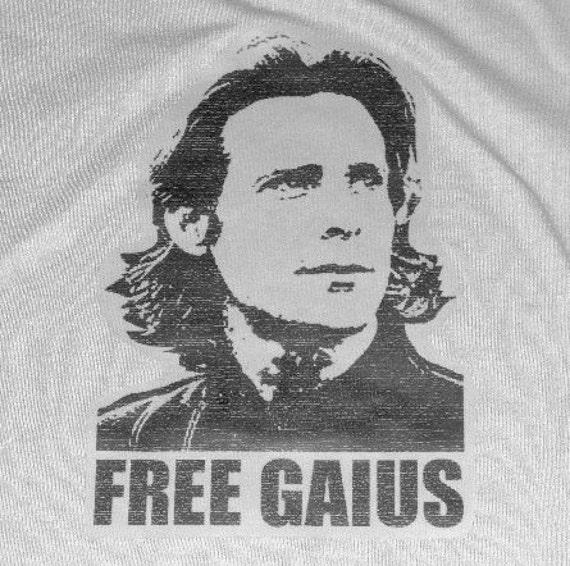 Free Gaius Baltar Men's T-Shirt Various Colors