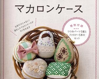 MACAROON ACCESSORY n3599 - Japanese Craft Book