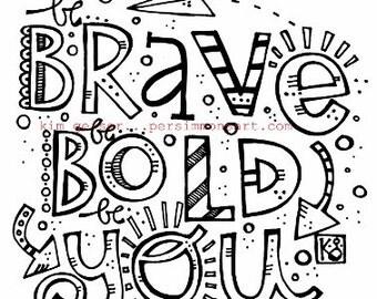 Brave Bold You Digital Copy