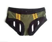 High Voltage Undies - Handmade Underwear