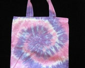 Pretty Nifty Tye Dye Tote Bag