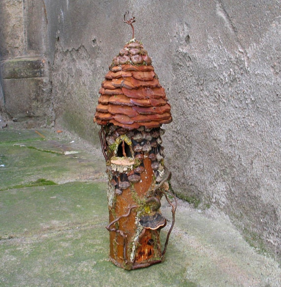 Elfin Tower Custom Order Fairytale Fairy House Fairy Elf