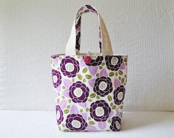 Medium Gift Bag - Bloom in Lilac