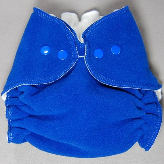SALE! 25% off! Small (Big Nb) Wind Pro Fleece Wrap Cover ~ Royal Blue ~