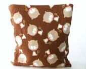 Reusable Snack Bag - Reusable Sandwich Bag - Kitties - Large Size - Eco and Kid Friendly