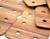 Tablet Weaving Cards For Card Weaving, Inkle Weaving, Viking Art, Use With Inkle Looms, Weaving Looms - Handcrafted Of Red Oak - Set Of 24