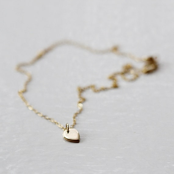 ace - gold pendant necklace
