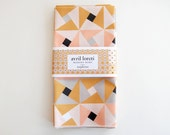 Dixon Napkins - Great as kitchen decor, modern geometric design, and unique hostess gift giving.