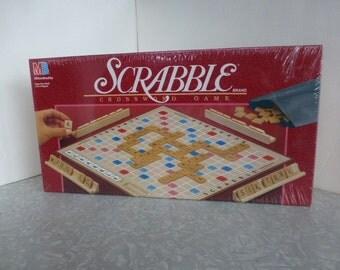 MB Scrabble Game 1989 Milton Bradley