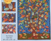 Pattern - ROOTS of the PAST - Create your own Heirloom Family Tree - Ancestry - Heritage - Includes full size pattern for Tree