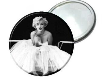 "Mirror - Marilyn Monroe Tutu Image 2.25"""