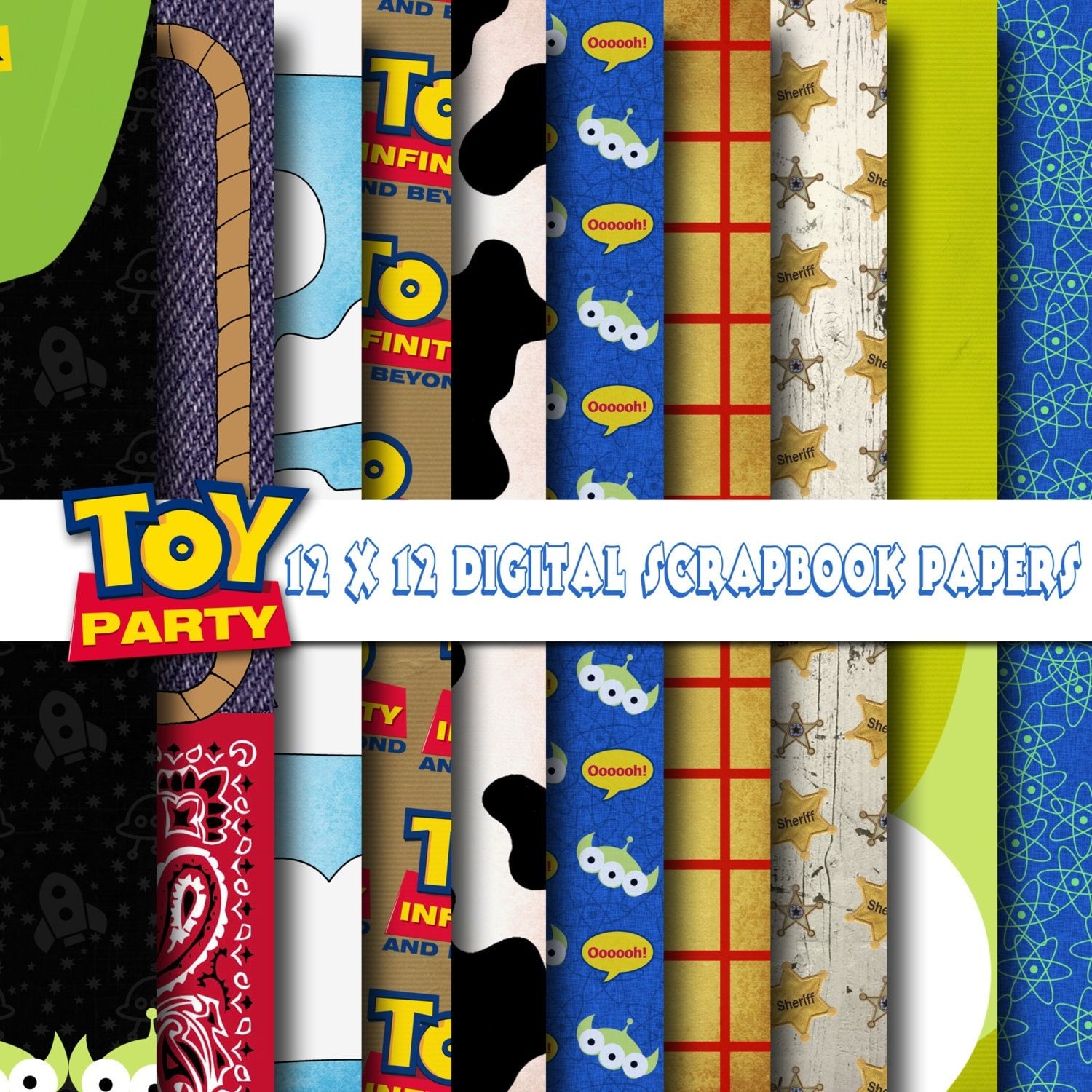 Toy Story Wallpapers Backgrounds