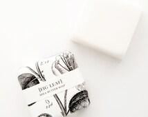 Fig Leaf Shea Butter Soap - Handmade Vegan Bar