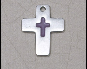 St. Labre Indian School Crucifix Signed