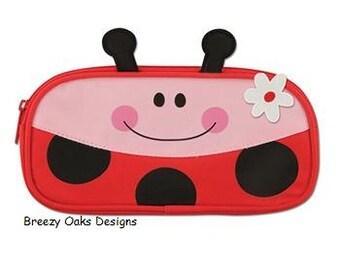 Personalized Pencil Case, Kids Pencil Case, Accessory's Bag, Cosmetic Bag, Makeup Bag, Art Supplies Bag, Back to School Bag, Art Bag, Gift