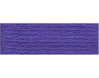 DMC 333 Very Dark Blue Violet Perle Cotton Thread Size 8