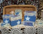 Goat Milk Americana Handmade Cold Process Soap