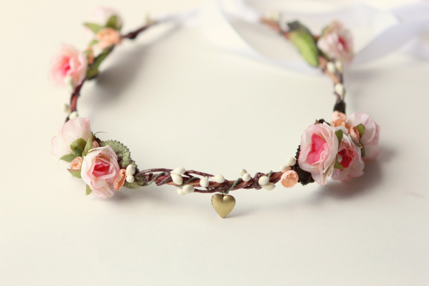 Fashion diy flower crown fusan allmyblog flower crown izmirmasajfo