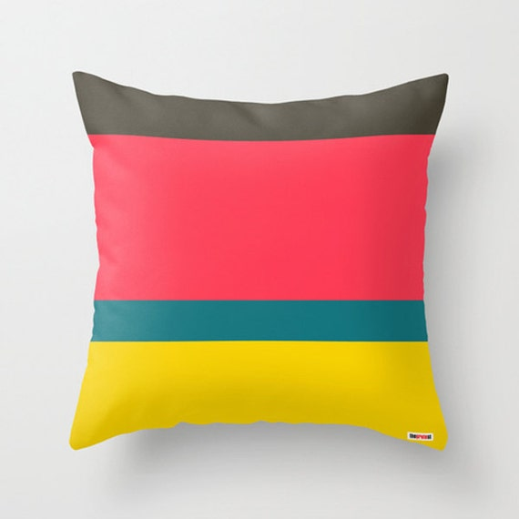 Decorative pillows for couch Stripes Decorative throw pillow
