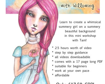 Summer Girls - Self Study Mini Class - Online Download (without DVD)