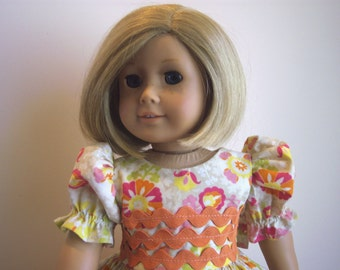Floral Dress for the American Girl Doll