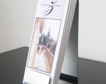 Easel Style Brochure Holder