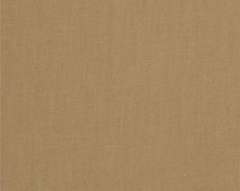 Cotton Muslin Material 44 Inches Wide 1 Yard -  James Thompson Tea Bag Fiesta Dyed Meadowlark Muslin