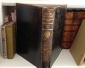 1914 - The Century Dictionary - Leather bound- vintage book