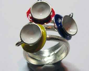 Trilogy coffe ring