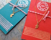Miniature Best Friends Charm Necklace Set