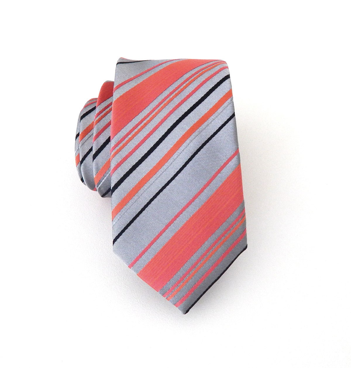 Find a Silk Coral Tie, Textured Coral or Patterned Coral Tie, at Macy's. Macy's Presents: The Edit - A curated mix of fashion and inspiration Check It Out Free Shipping with $99 purchase + Free Store Pickup.