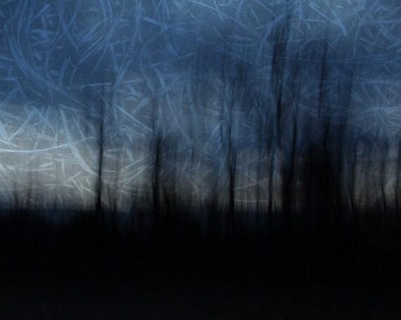 50% OFF SALE: The Darkness Of Night Digital Art Print
