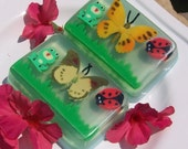 Garden Friends Handcrafted Soap
