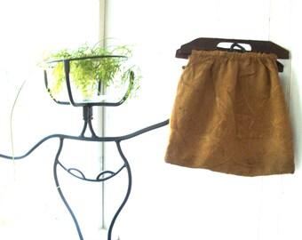 vintage boho handmade barkcloth carpetbag purse handbag
