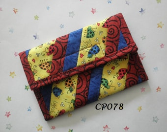 Quilted Coin Purse (CP078)