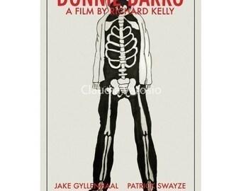 Donnie Darko 12x18 inches movie poster