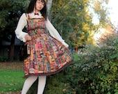 Librarian Book Dress