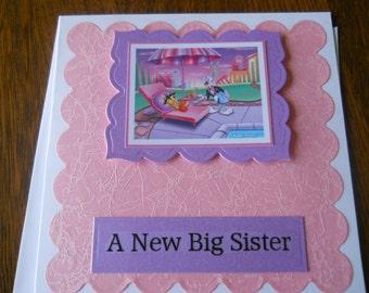 new big sister card