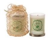 Bergamot Ylang Ylang Natural Soy Candle with essential oils, small 8 oz (227 grams)