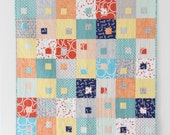 Goldifsh Crib Quilt, US Shipping Included