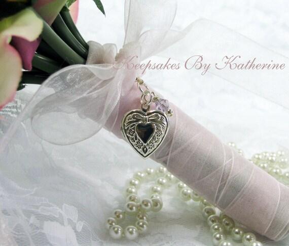 Bridal Bouquet Locket Charm : Unavailable listing on etsy
