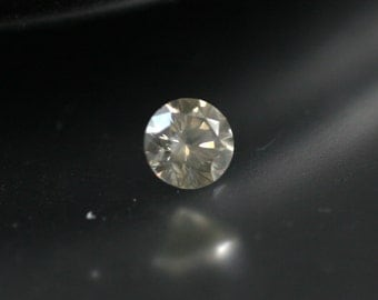 3mm Champagne Diamond