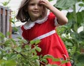 Annie Costume Size 5T