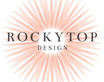 Gift Certificate for RockyTop Design - Custom Crib Bedding